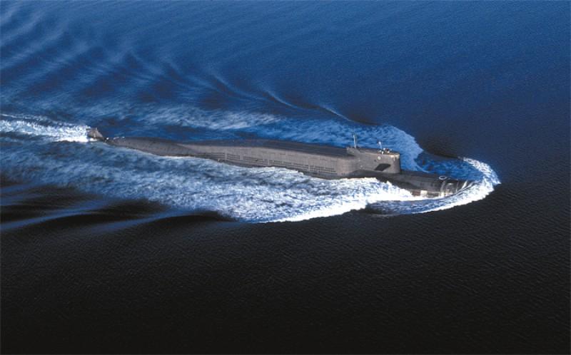 подводная лодка гроза морей